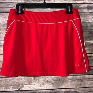 Fila golf skort tennis